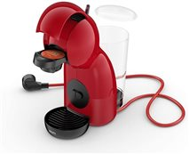 CAFETERA KRUPS KP1201SC PICCOLOXS ROJA DOLCE GUSTO
