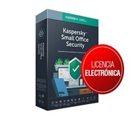 KASPERSKY SMALL OFFICE SECURITY 7 7 Lic. + 1 Server Renovacion ELECTRONICA