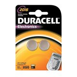 PILAS DURACELL DL2016 (2 UDS)