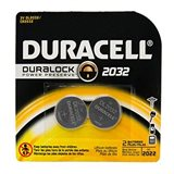 PILAS DURACELL DL2032 (2 UDS)