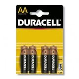 PILAS DURACELL ULTRA POWER AA (LR06) K4 (4 UDS)
