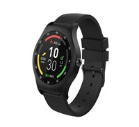 SPC SMARTEE CIRCLE MAX WATCH BLACK