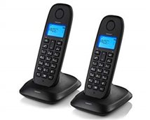TELEFONO TOPCOM TE5732 DUO ECO DECT-GAP